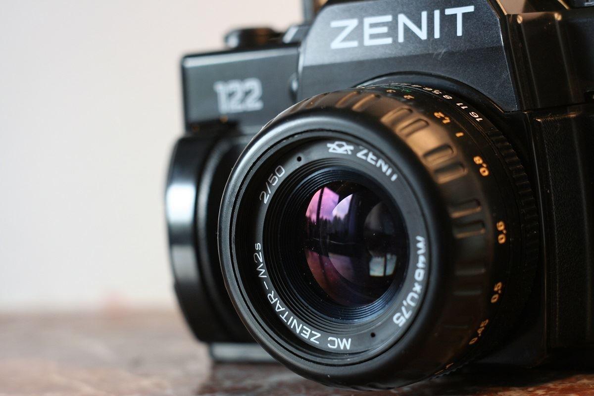 Zenitar   Legacy Lens