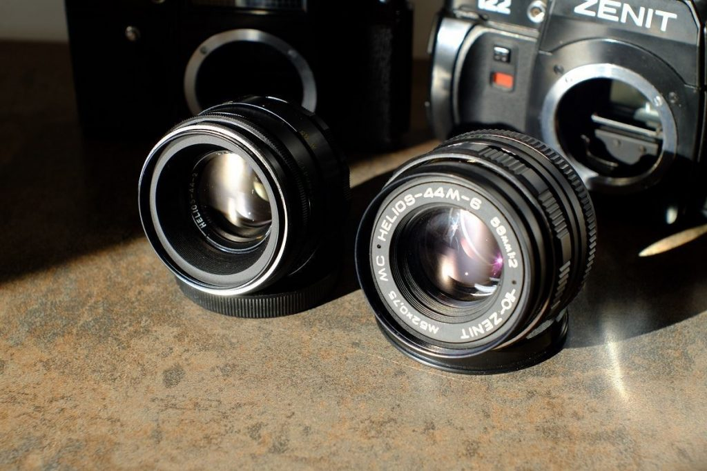 1 Vintage Lenses Prices & Value singlecoating vs multicoating