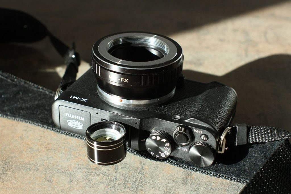 11 Vintage Lenses Prices & Value Fujifilm X-M1 mount