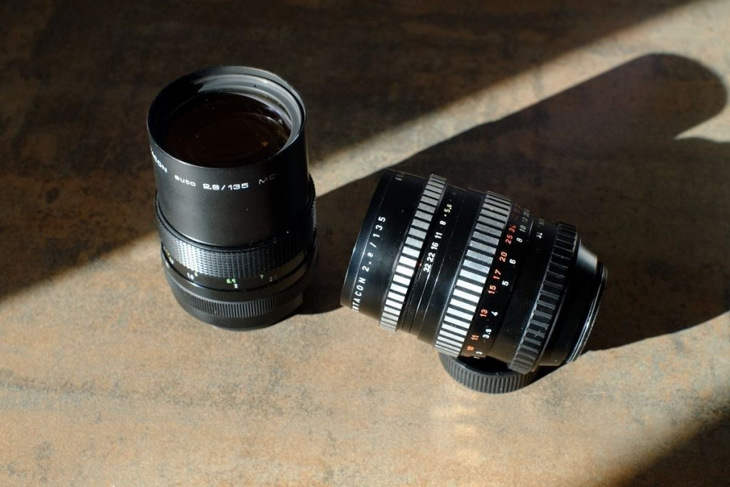 14 Vintage Lenses Prices & Value 135mm Pentacon