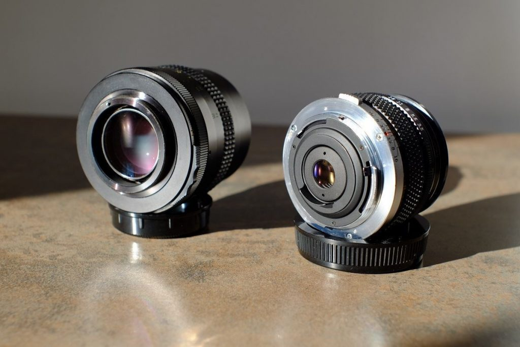 5 Vintage Lenses Prices & Value M42 mount vs OM mount