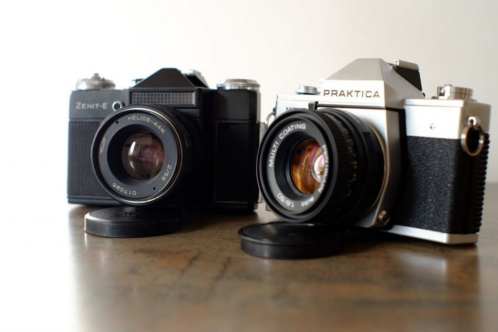 7 Vintage Lenses Prices & Value Praktica Zenit