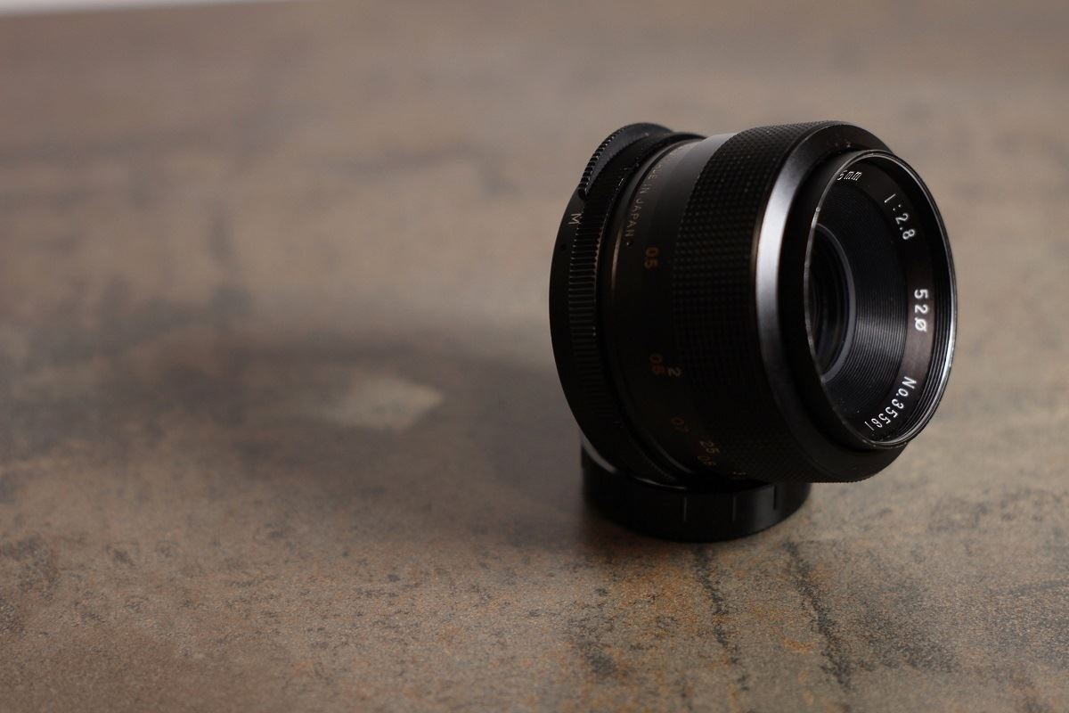 3rd Party Lenses Legacy Lens Cap 55mm 2nd Picture The 135mm F28 Pentor Auto Has A Mfd Of 25m It Weighs 400g And Uses Filter